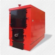 Котёл водогрейный твёрдотопливный на древесных отходах мощностью 495 кВт